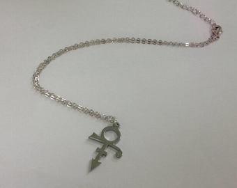 Prince Symbol Necklace