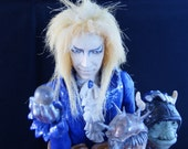 Labyrinth Inspired Figure