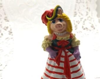 RARE Miss Piggy Pirate, Muppet Treasure Island ,Muppets, Jim Henson,  vintage