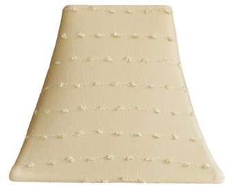 Bleached Sand - SLIP COVERS for lampshades