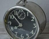 "Antique ""Jack O Lantern"" Alarm Clock"