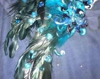 Dragon #8 Twilight Necklace