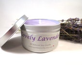 Lovely Lavender Soy Candle -8 oz.