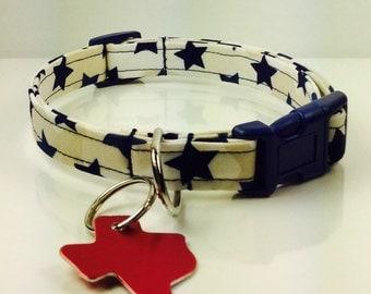 Dallas Dog Collar - Adjustable