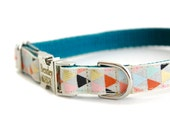 Personalized collar, Tribal Print Collars, Arrow Print