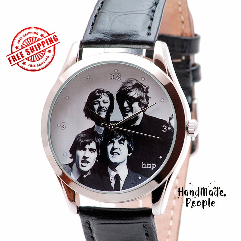 The Beatles Jewelry Watch Music Lover Unisex Watches Gifts