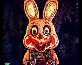 Robbie the Rabbit Magnet