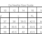 Additional price for size 1X