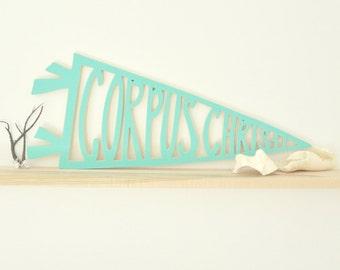 Corpus Christi pennant