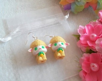 Pair of Sheep Earrings