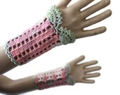 Handmade Colorful Cuff  - Stylish Handmade Cuff - Bracelet - -Romantic Gloves