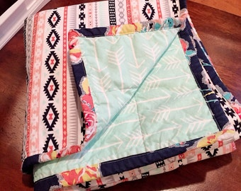 Scottsdale Snuggler Quilt
