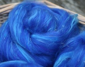 PHAT FIBER August 2016 - Indian Summer Hand pulled roving - 100g
