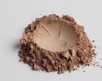 Mineral Foundation Powder, Natural Makeup, Natural Foundation -Medium Beige
