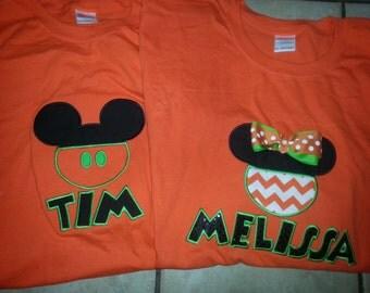 Disney Halloween Family Shirts