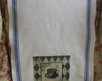 Paris Inspired Kitchen Towel Set