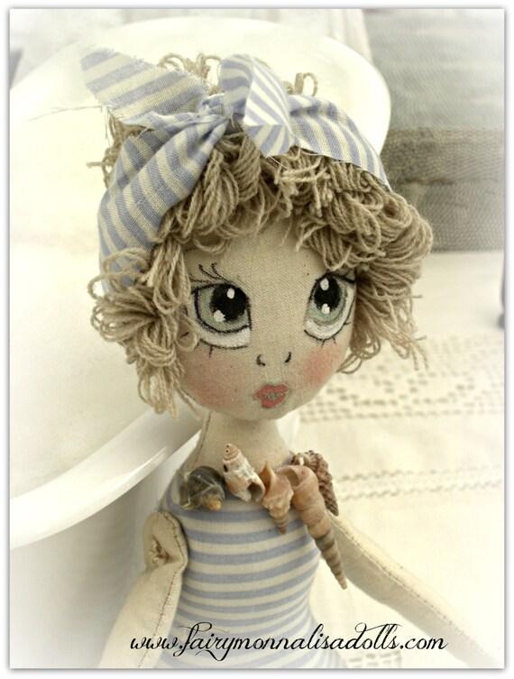 """bambola Alice """"zollette di zucchero"""""""