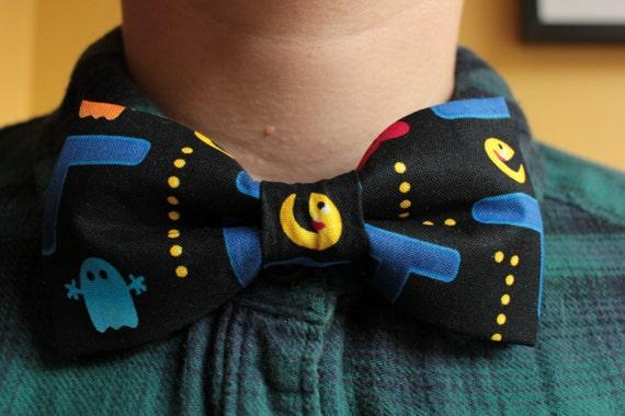 Pacman Bow Tie