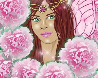 Fairy Princess  Print