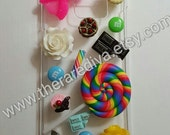 Candy Deco Den Bling Custom phone case