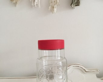 Maxwell Coffee Glass Canister