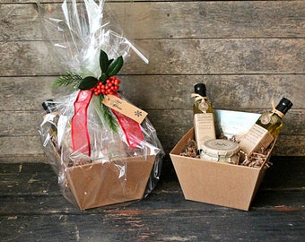Italian Appetizer Gift Basket