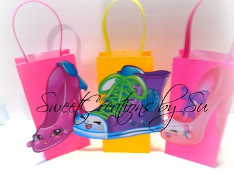 Food inspired Party Favor Bags boy or girl