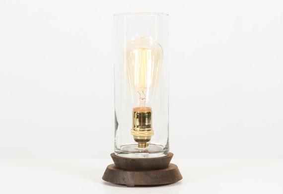 Table Lamp, Modern Light, Desk Lamp- Lantern Pedestal Lamp