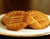 Peanut Butter Cookies, handmade cookies, fresh cookies, holiday cookies, holiday dessert, dessert