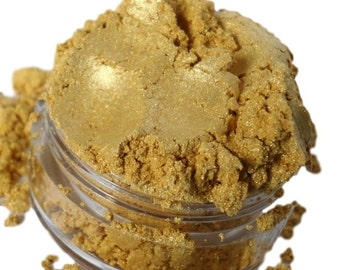 Butter Eyeshadow Mineral Make up eyeliner 10g Sifter Jar green Eye shadow Petite size