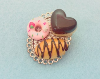 Sweet Treats Brooch