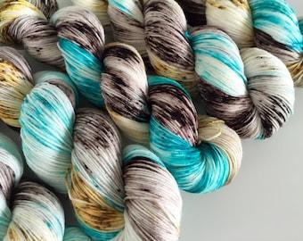 classic {sock} | BLISS | ready to ship | hand dyed yarn | merino nylon