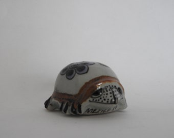 Ken Edwards Mexican Pottery Turtle