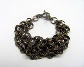 Brass Marine Chain Bracelet