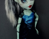 17 inch large monster high dress: rita