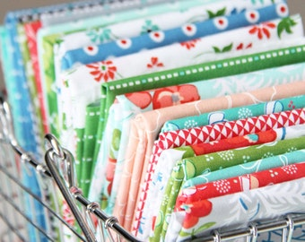Hazel - FAT QUARTER Bundle of 23 prints - Cluck Cluck Sew for Windham Fabrics - HAZEFATQ