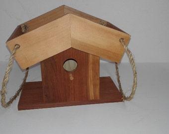 Birdhouse Roof Planter no inserts