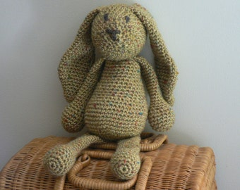 Bunny Rabbit Stuffed Floppy Cuddly Toy / Collectable