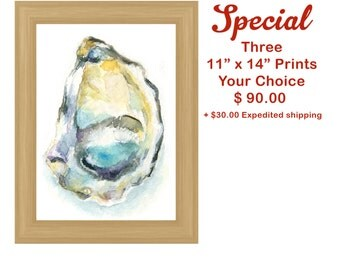 Special, Three Prints