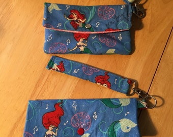 Made to order Cell phone wallet
