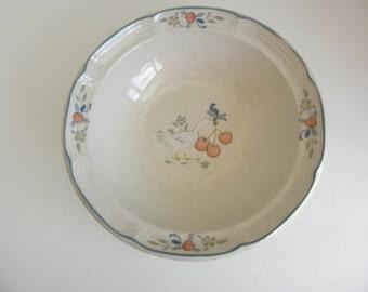 MARMALADE Round Cereal  Soup Bowl Stoneware International China JAPAN Replacement Bowl