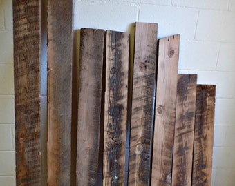 Reclaimed wood - douglas fir - CLEARANCE