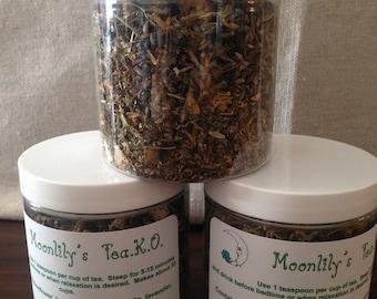 Moonlily's Tea.K.O.
