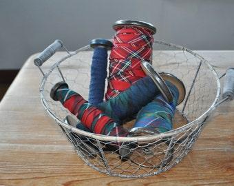 Tartan Bias Binding, Tartan ribbon in a tartan of your choice. Price per metre