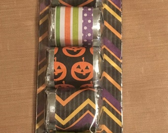 Cute Halloween Mummy Treat Bag/Hershey Nuggets/Gift/Party