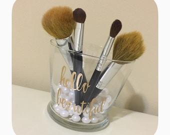 Makeup brush holder/ Bedside holder