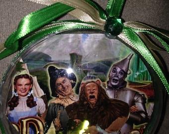 Wizard of oz ornament