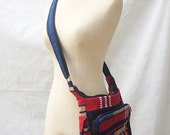 Handmade Tribal Crossbody Bag