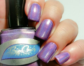 Twilight Brew full size handmade nail polish