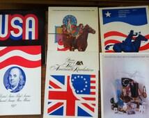 USPS Commemorative Stamp Sets